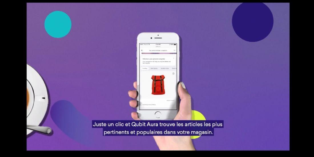 Qubit lance une solution de personnalisation basée sur l'IA