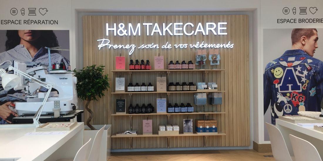 H&M promet une conduite écoresponsable
