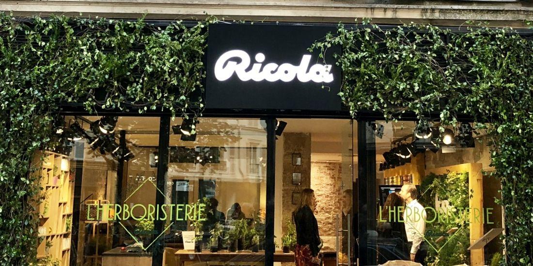 Ricola met le cap sur le storytelling avec son herboristerie urbaine