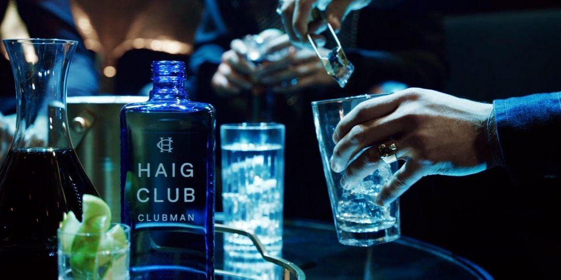Le whisky Haig Club Clubman débarque en France