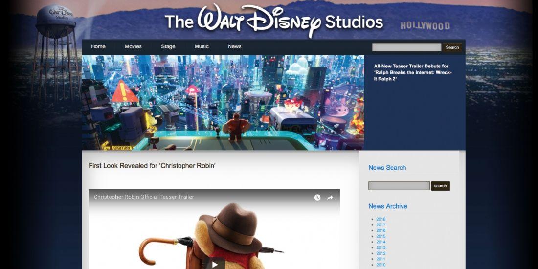 Walt Disney Studios choisit Accenture Interactive comme partenaire de l'innovation de StudioLAB