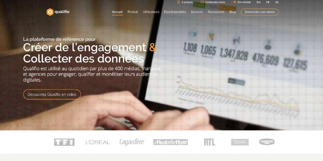 Euronews choisit Qualifio pour animer ses audiences digitales