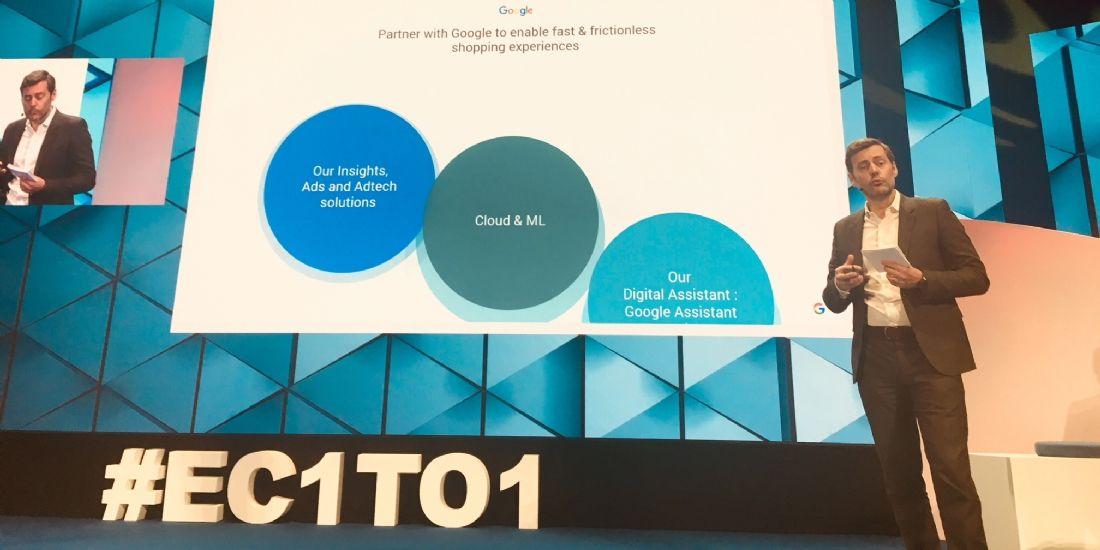 #EC1to1 Google se renforce dans l'achat conversationnel