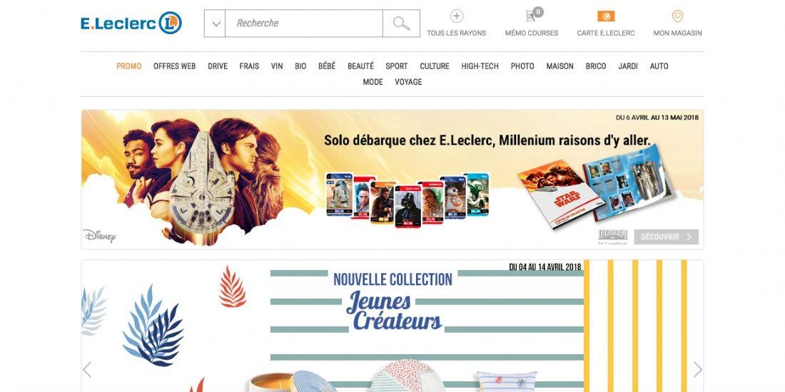 La régie publicitaire de Leclerc lance une solution d'ultra-ciblage publicitaire en magasins