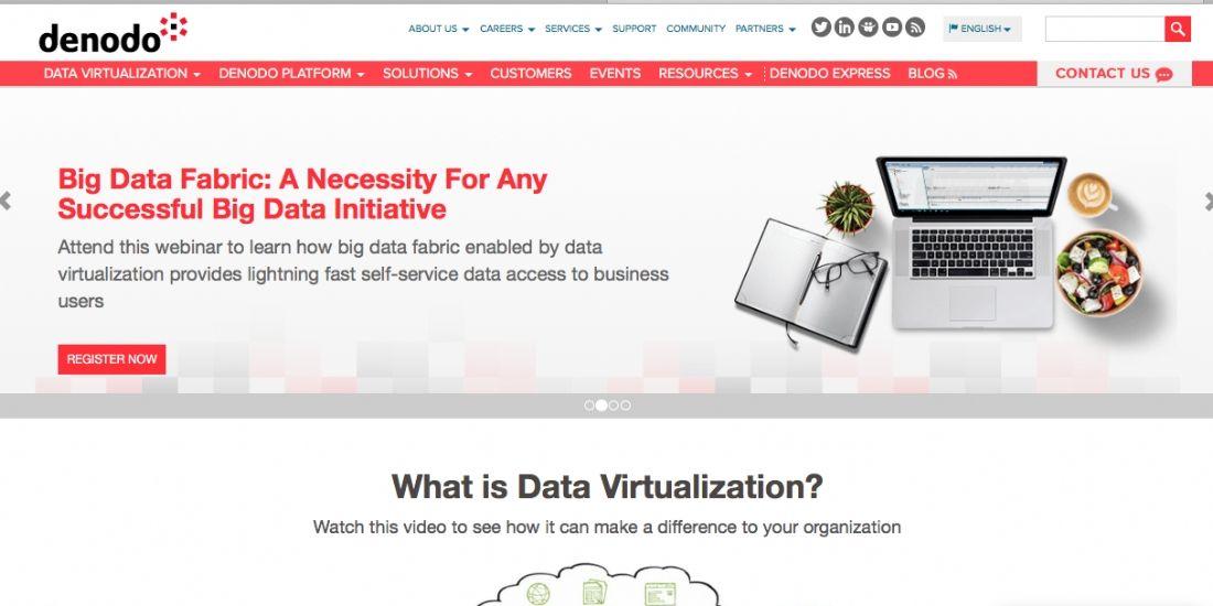 Denodo annonce la version 7.0 de sa plateforme de virtualisation des données