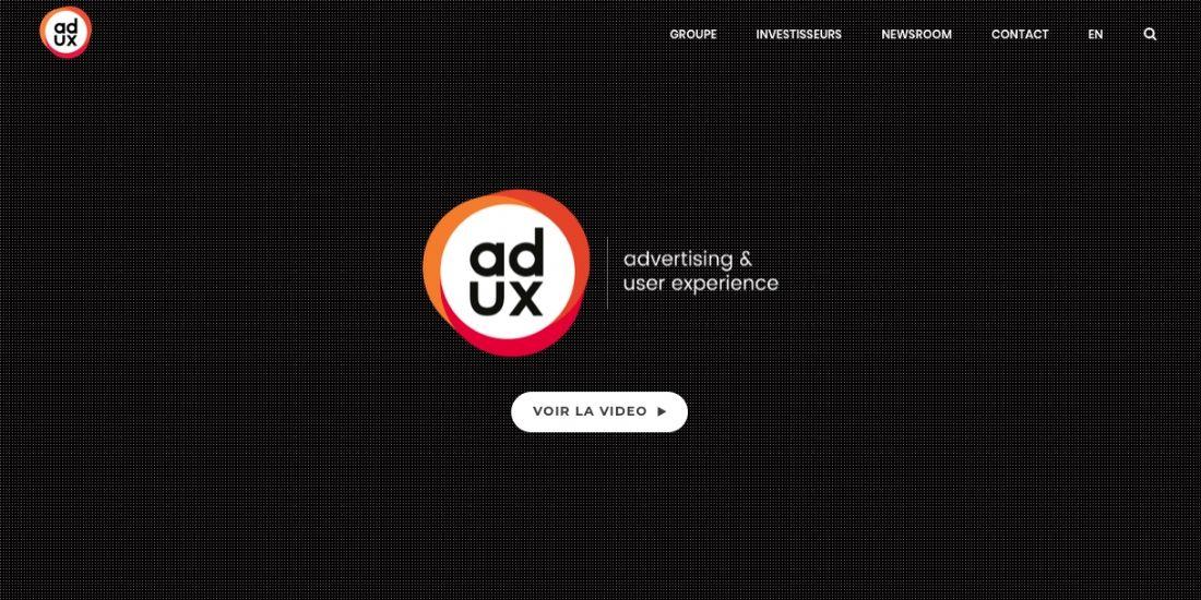 AdUX conclut un partenariat avec la société américaine GumGum pour compléter son offre de native advertising