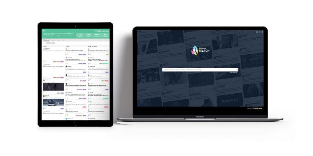 Linkfluence annonce le lancement de Linkfluence Search