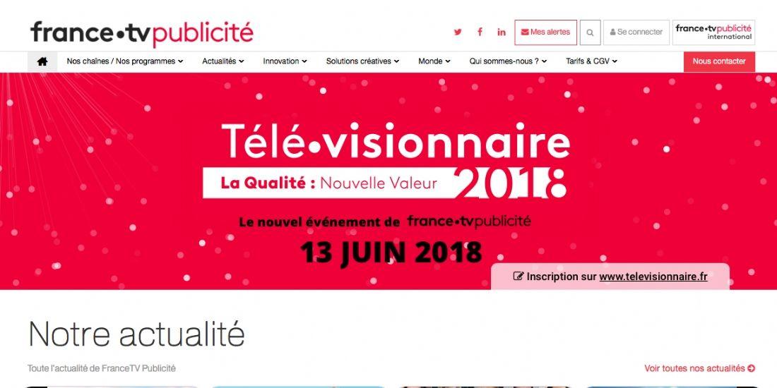 FranceTV Publicité crée des écrans publicitaires 'Green spirit' pour la Journée de l'environnement