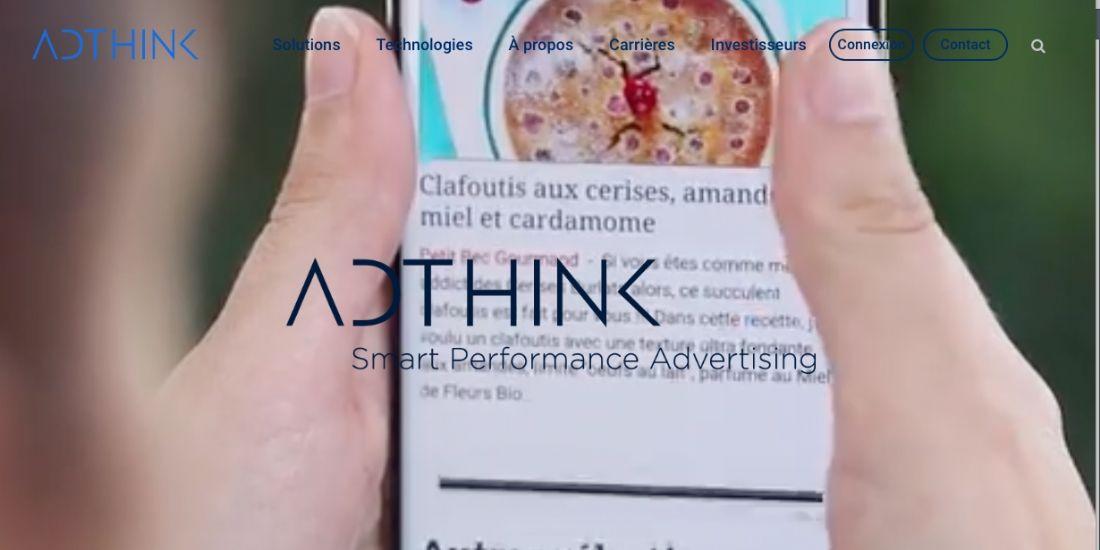 Adthink lance deux nouveaux formats native