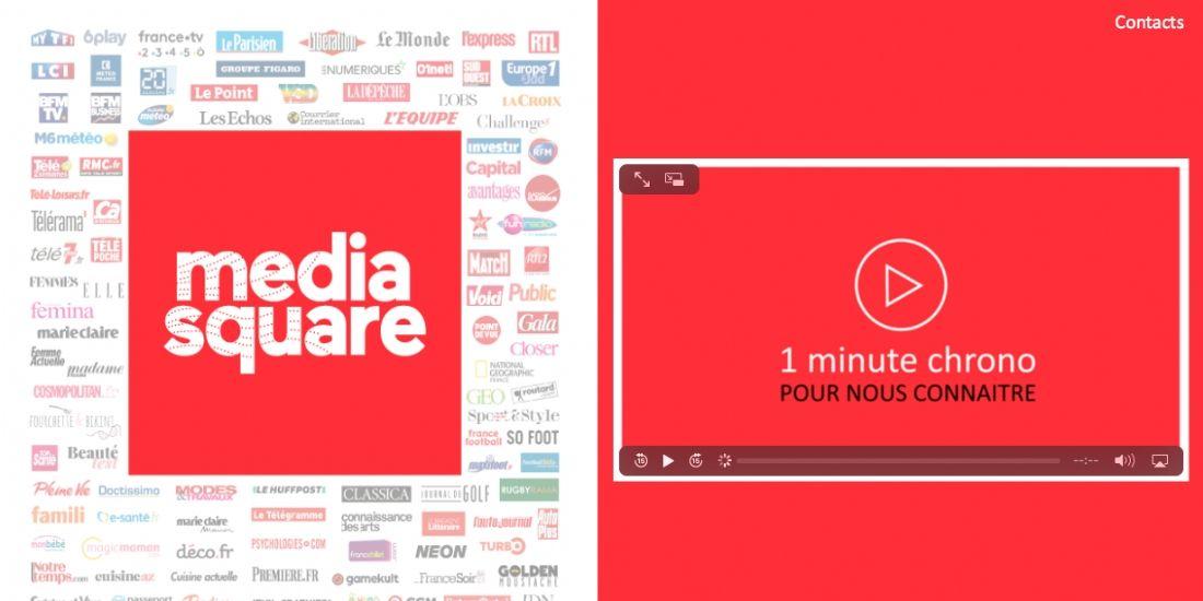 MediaSquare lance l'offre Digital Ad Trust