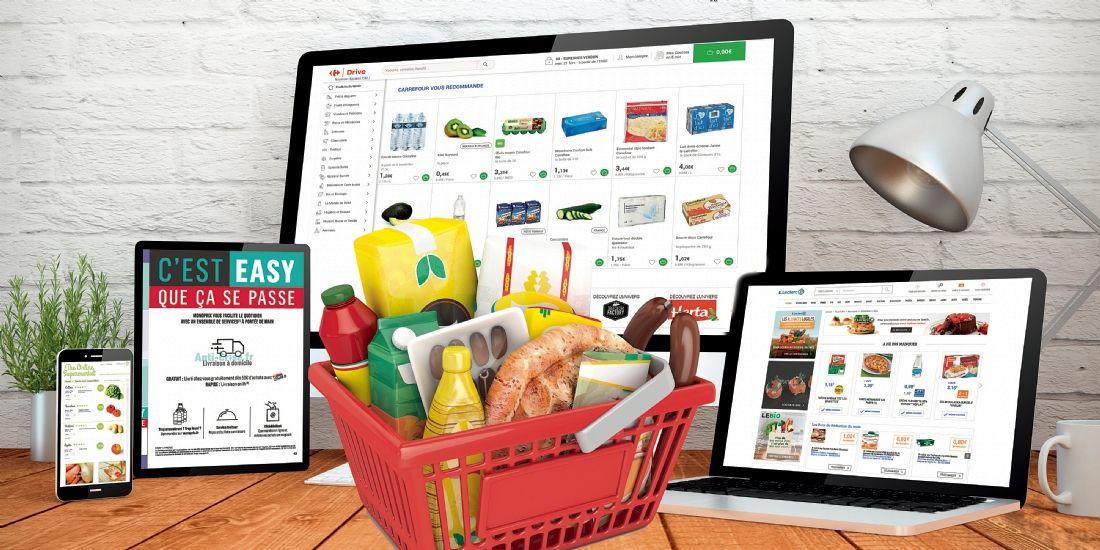 Le renouveau de l'e-commerce alimentaire