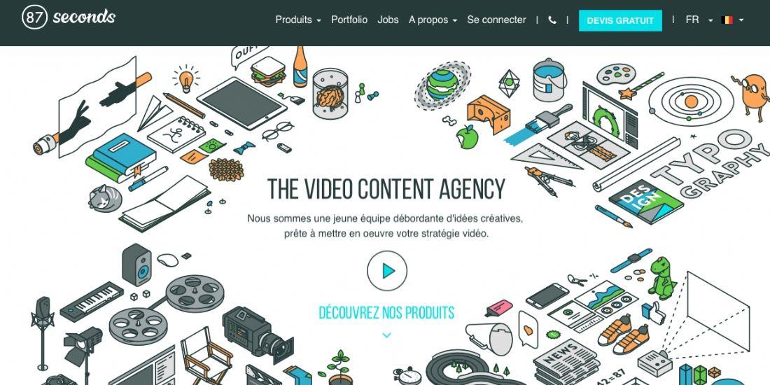 Datawords acquiert 87seconds pour compléter son offre vidéo