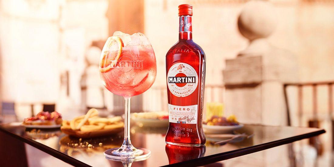 Martini se paye une cure de jouvence sur Instagram