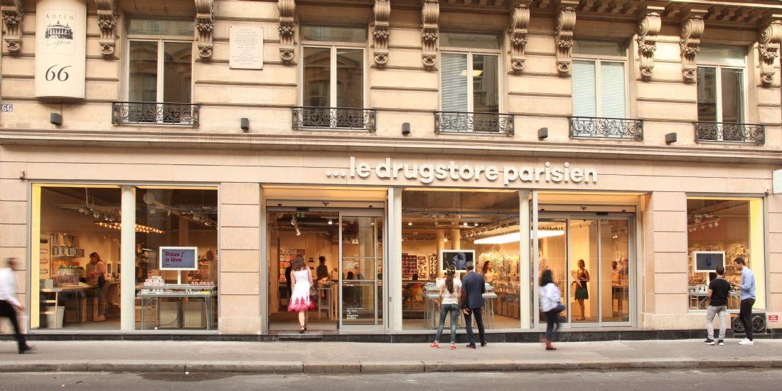 #Paris RetailWeek '...Le drugstore parisien', le nouveau concept urbain de L'Oréal et du Groupe Casino