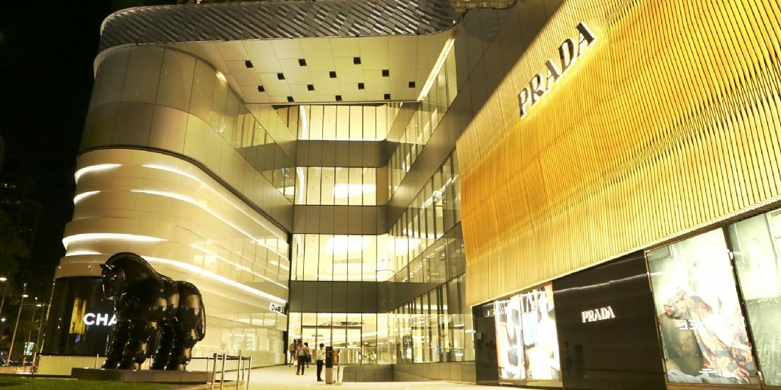 Les marques de luxe en retard sur le digital