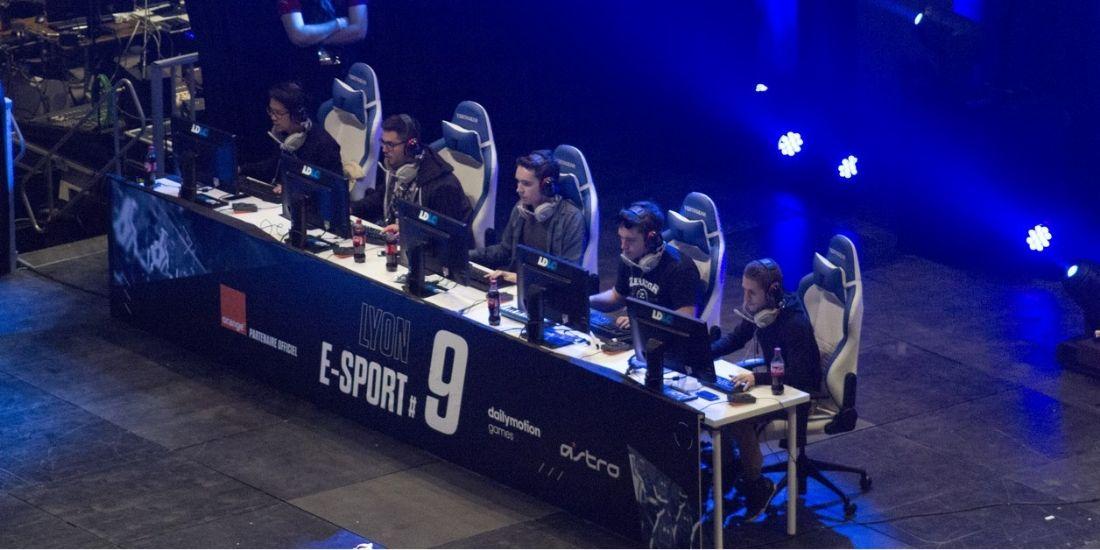 L'eSport, un marché de 5 millions de consommateurs en France