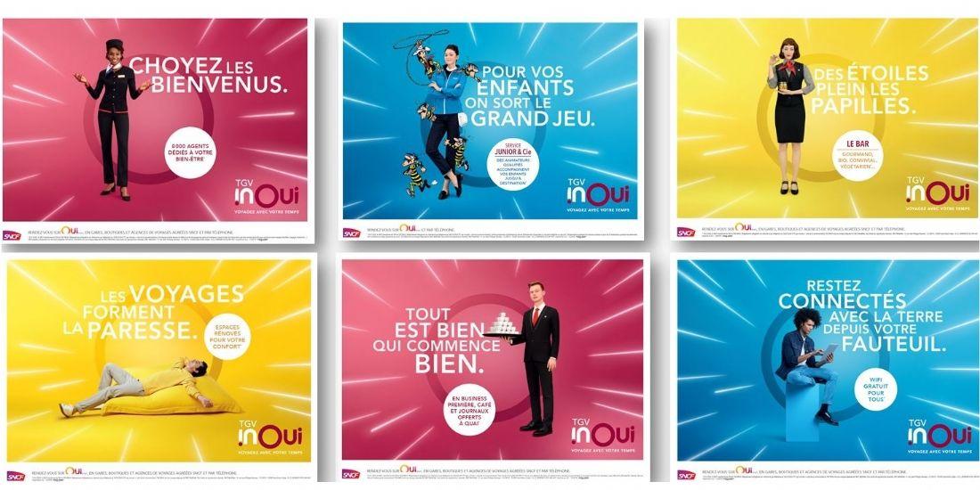 TGV InOuï tire un premier bilan de sa campagne de lancement