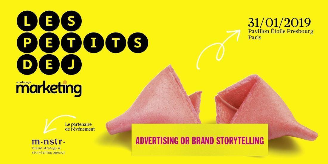 Advertising ou Brand Storytelling?