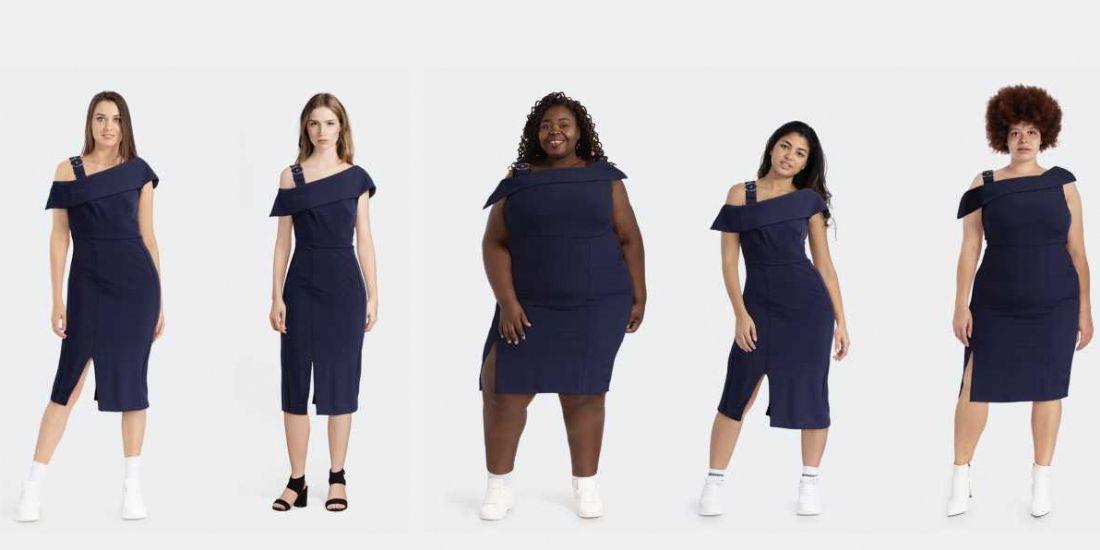 #NRF2019 Allure Systems propose la personnalisation des tailles de mannequins virtuels