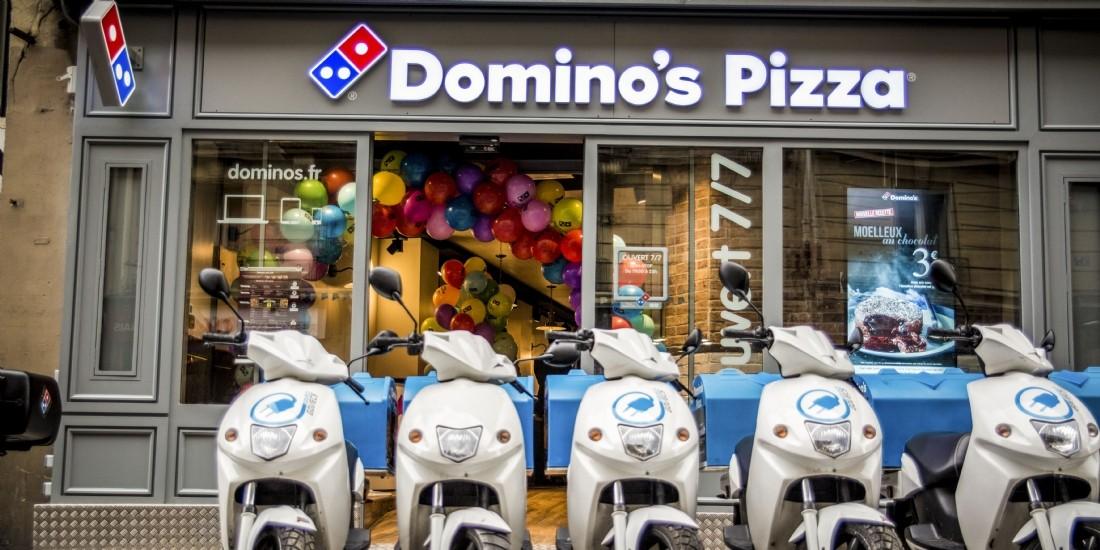 Domino's Pizza renouvelle son image