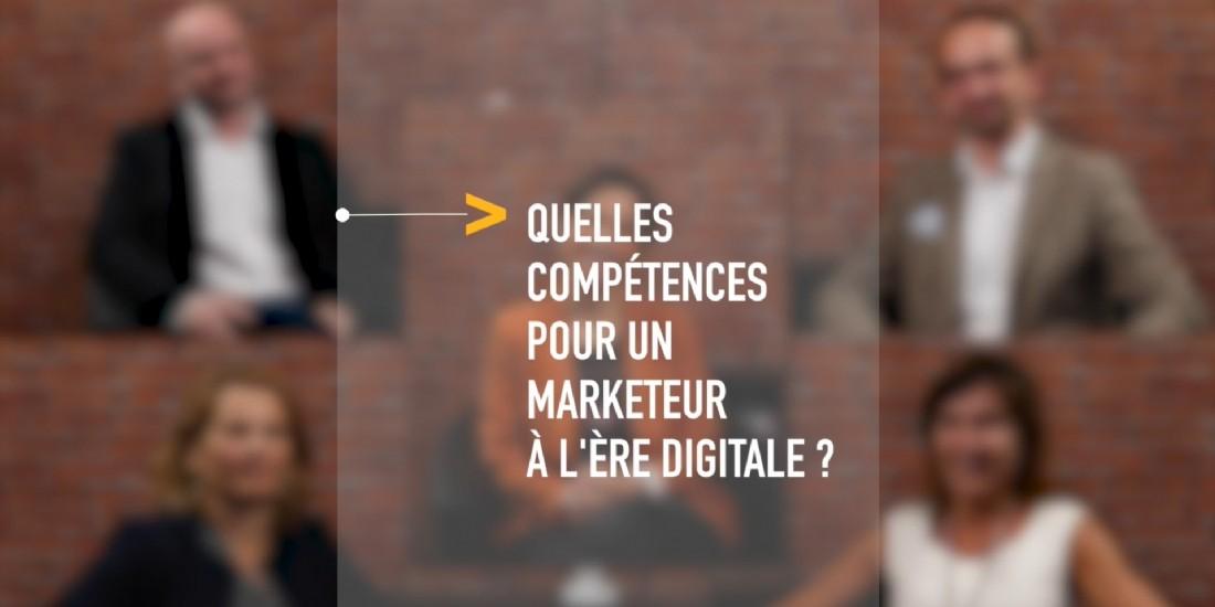 Marketing & IT (2/3) : Quelles compétences pour un marketeur à l'ère digitale ?