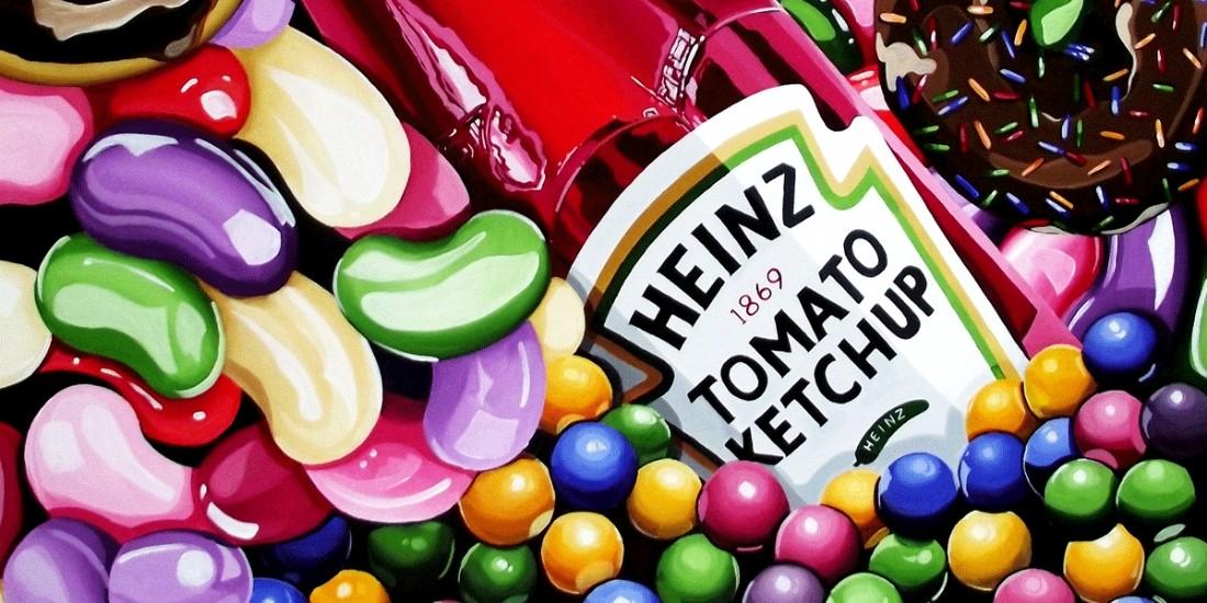 Heinz et Bénédicta, deux saveurs au beau fixe