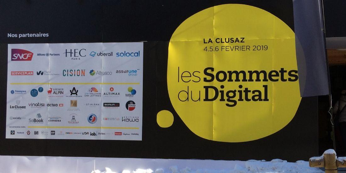 Sommets du Digital 2019 : le best-of de la première journée