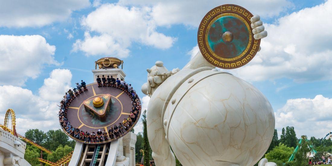 Le Parc Astérix célèbre ses 30 ans en 2019