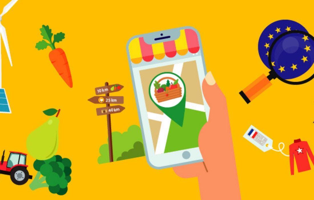 Les Européens veulent consommer plus local et de façon responsable