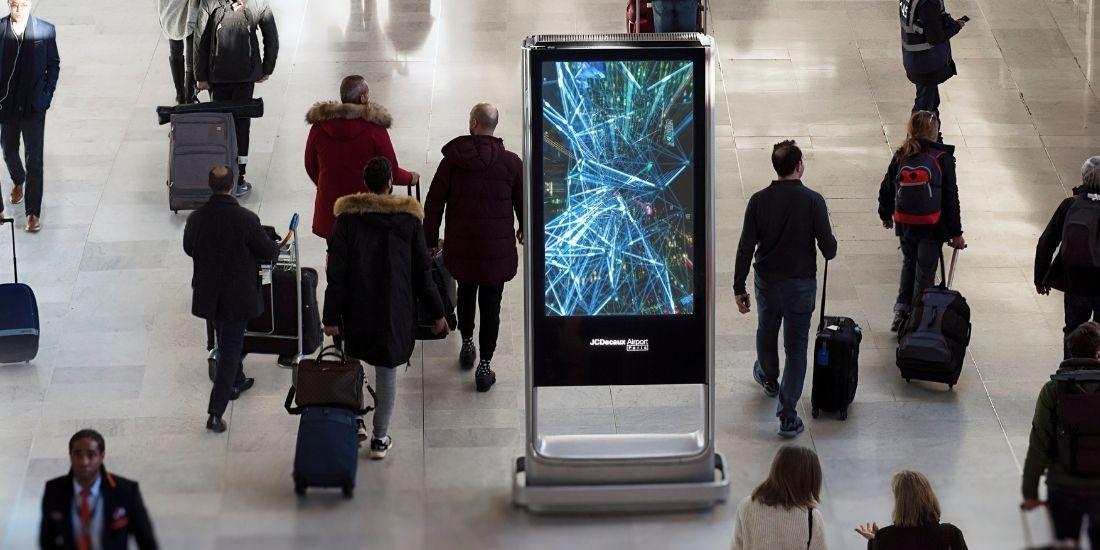 JCDecaux lance sa mesure d'audience internationale en aéroport