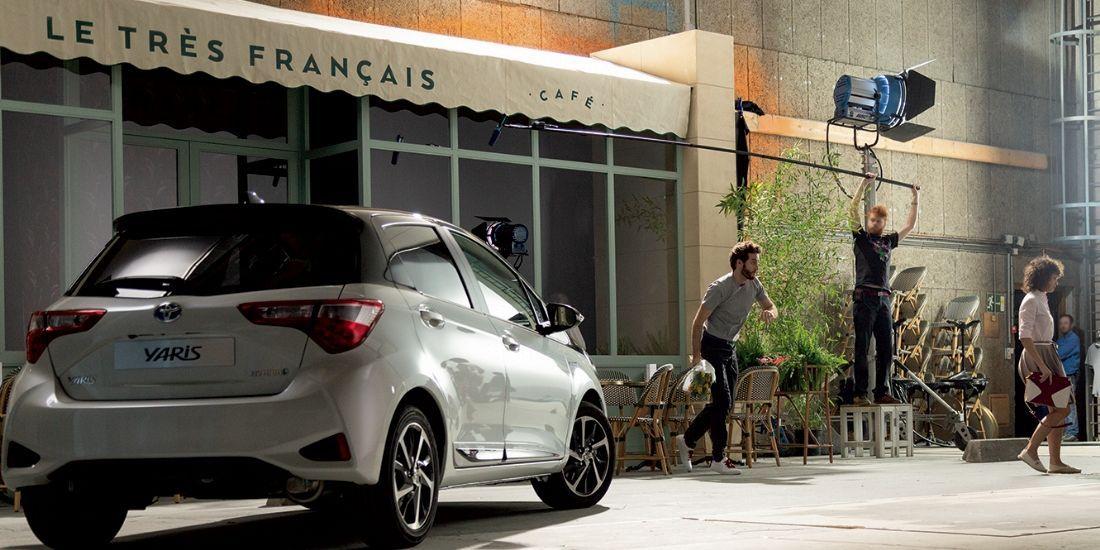 Toyota dévoile une campagne Origine France Garantie pour sa Yaris