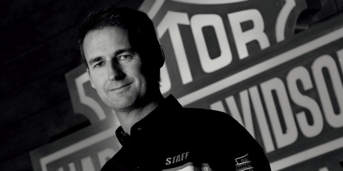Xavier Crépet accélère la conquête d'Harley-Davidson