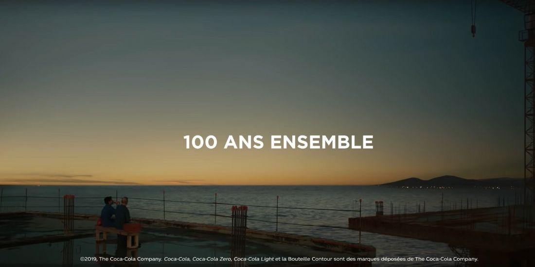 Coca-Cola célèbre ses 100 ans en France