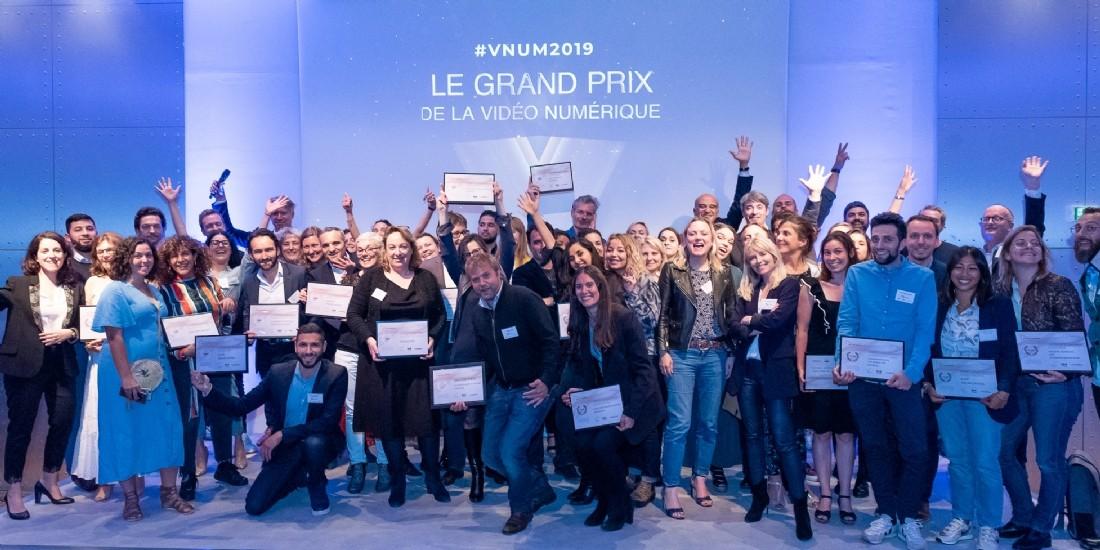 Le Grand Prix de la vidéo numérique dévoile le palmarès 2019