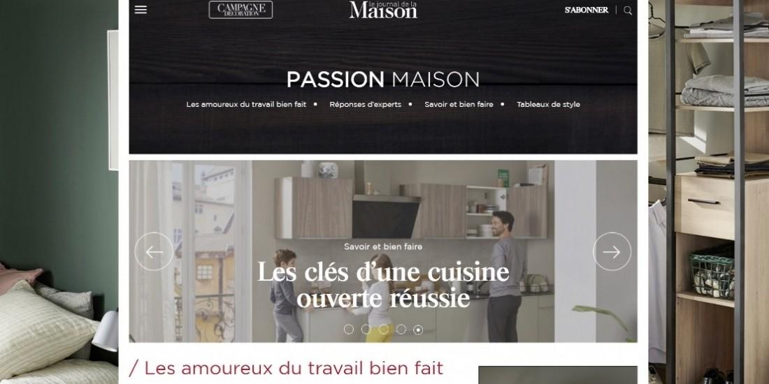 Reworld Media et Lapeyre créent une plateforme digitale 'Passion Maison'