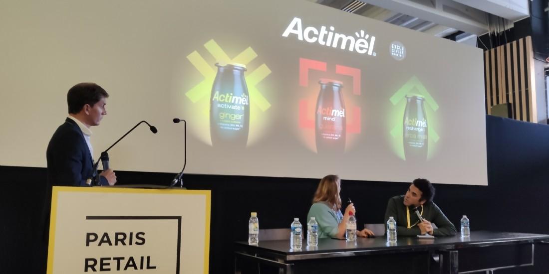 Danone et 3WRelevanC dopent les ventes du nouveau Actimel de 25%