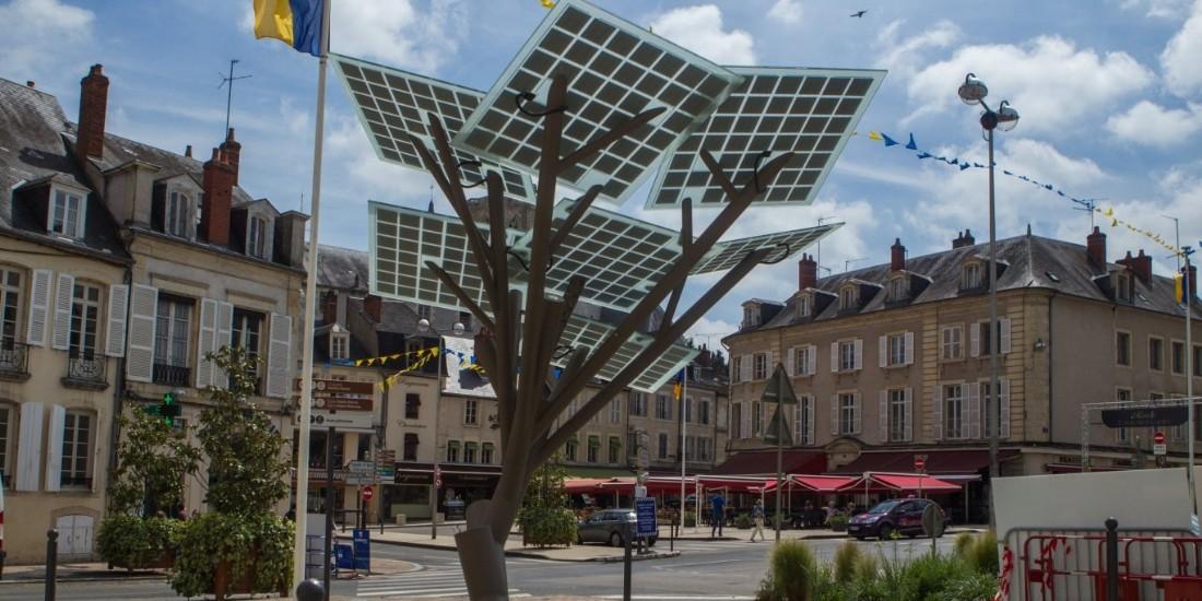 JCDecaux couvre 100% de ses consommations d'électricité grâce aux énergies renouvelables