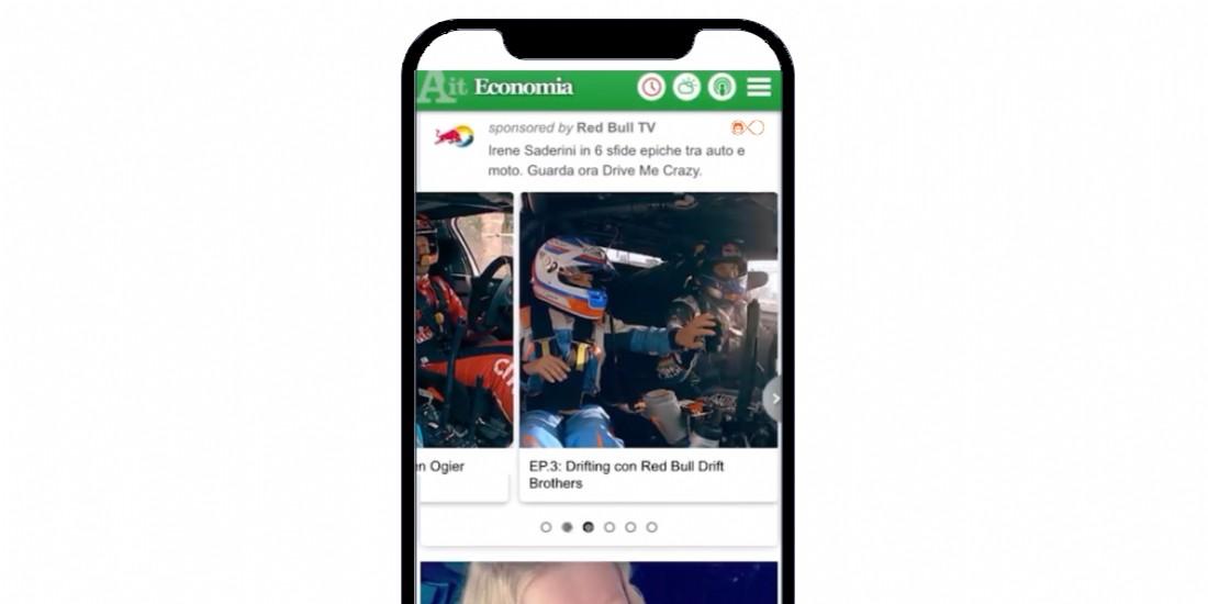 Outbrain lance 'Carousel', un nouveau format publicitaire