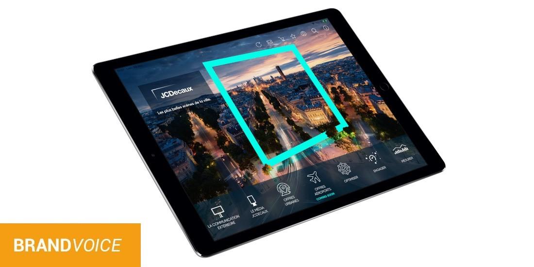 ' Faire mouche rapidement ' : JCDecaux digitalise ses rendez-vous clients
