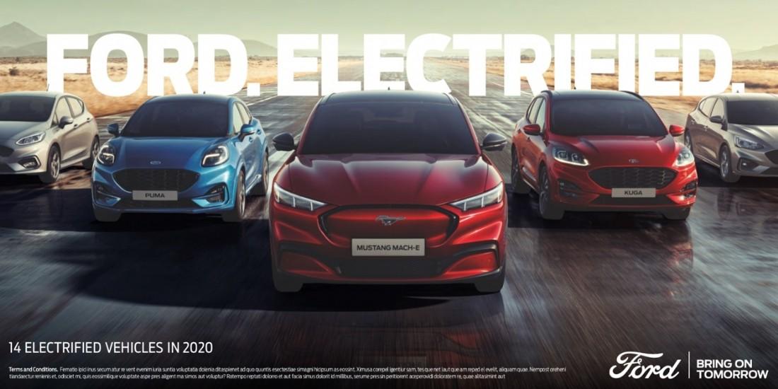 Ford, nouvelle signature pour nouvelle stratégie