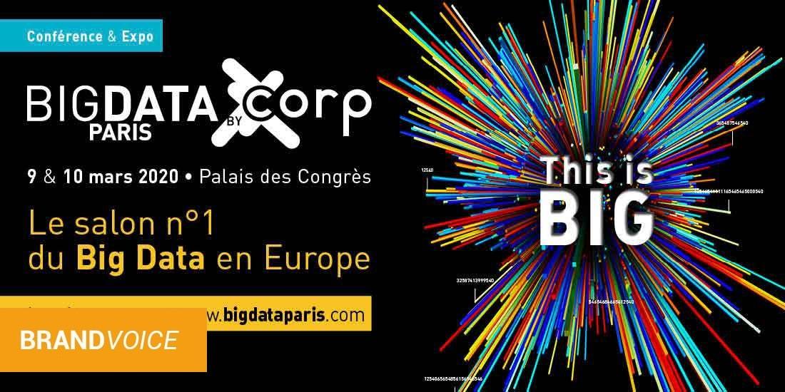 Réservez dès à présent votre accès gratuit au congrès Big Data Paris !