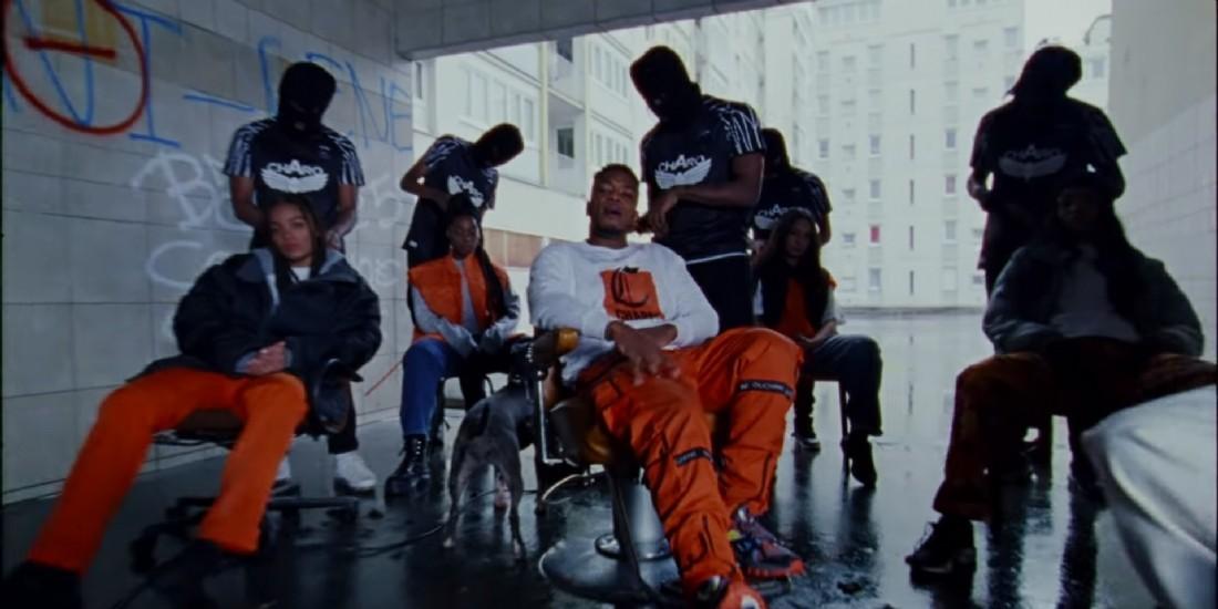 Image tirée du clip 'Siliconé' de Niska