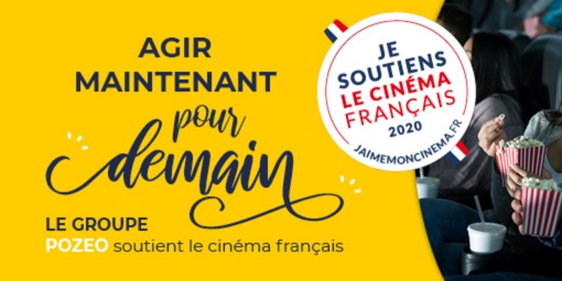 Rejoignez l'initiative #JaimeMonCinema pour soutenir le cinéma français