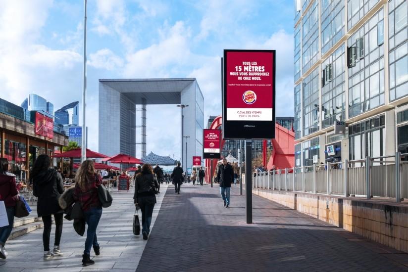 JCDecaux aide les annonceurs à retrouver l'espace urbain