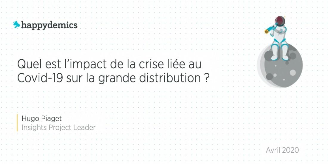 L'impact de la crise sur la grande distribution