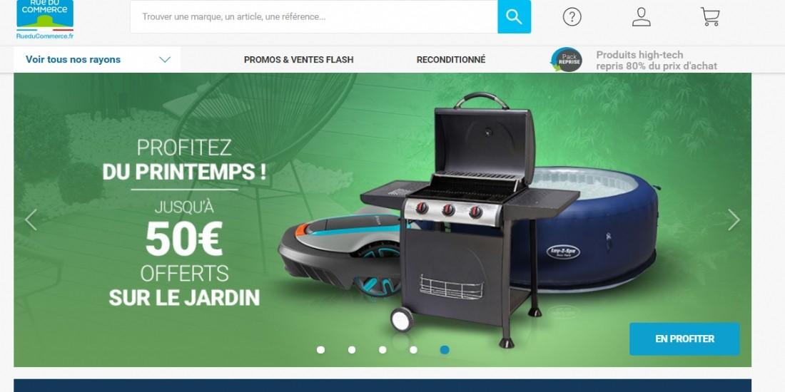 ShopInvest finalise le rachat de Rue du Commerce