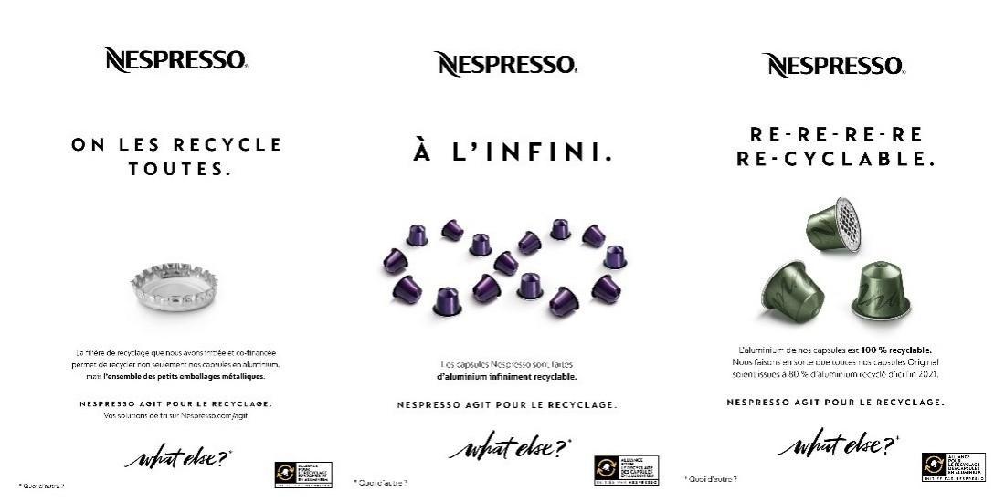 Nespresso : vers une nouvelle plateforme de marque RSE