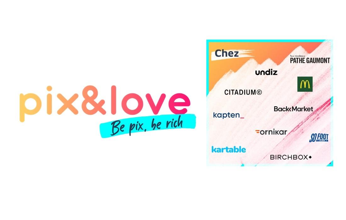 Pixpay lance Pix&Love, programme d'avantages pour les 10-18 ans