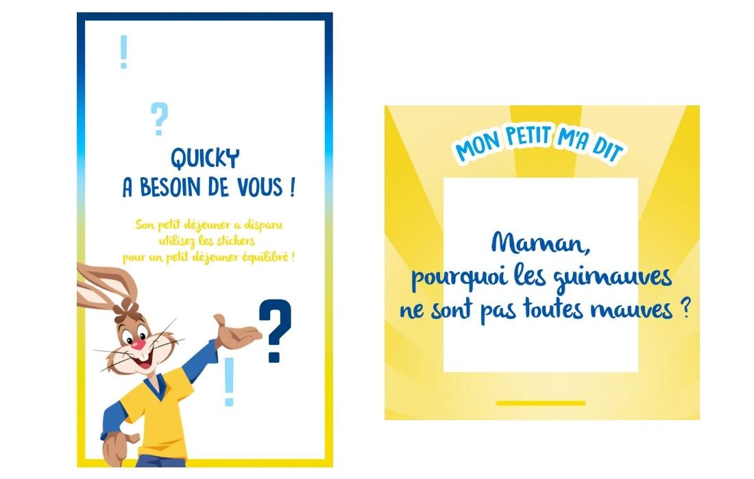 Nesquik arrive (enfin) sur les réseaux sociaux en France !