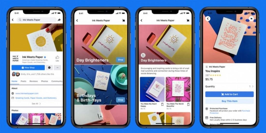 [Tribune] Facebook s'ouvre les portes du commerce en ligne